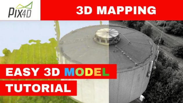 3D Mapping with Pix4D - Part 2